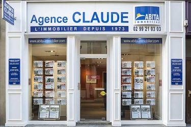 Agence immobilière Saint-Malo Saint-Servan : Agence Claude