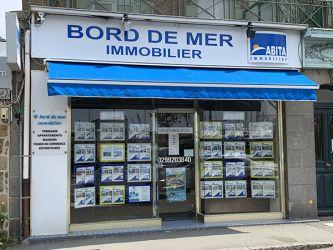 Agence immobilière Saint-Malo Rocabey : Bord de mer Immobilier